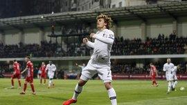Молдова — Франція – 1:4 – відео голів та огляд матчу