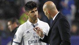 Зідан пообіцяв Асенсіо ключову роль у складі Реала