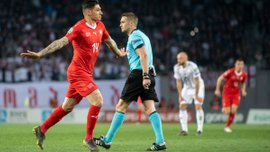 Кваліфікація Євро-2020: Швейцарія перемогла на виїзді Грузію, Швеція здолала Румунію