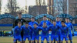 Ротань одержал вторую подряд победу во главе молодежной сборной Украины