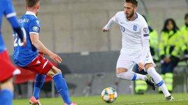 Ліхтенштейн – Греція – 0:2 – відео голів та огляд матчу