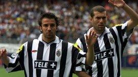 Дель Пьеро: Я не ожидал столь раннего возвращения Зидана в Реал