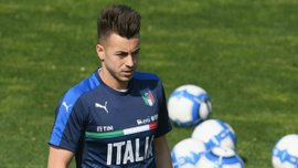 Ель-Шаараві завчасно покинув тренування збірної Італії та не зіграє з Ліхтенштейном