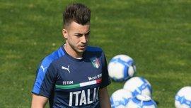 Эль-Шаарави заблаговременно покинул тренировку сборной Италии и не сыграет с Лихтенштейном
