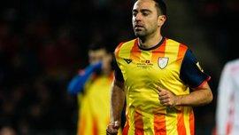 Хаві не зіграє за збірну Каталонії проти Венесуели – відома причина