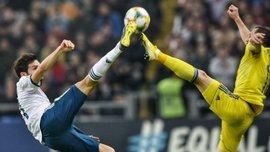 Казахстан – Россия – 0:4 – видео голов и обзор матча