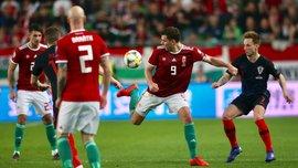 Венгрия – Хорватия – 2:1 – видео голов и обзор матча