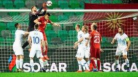 Словения – Северная Македония – 1:1 – видео голов и обзор матча