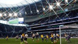 Тоттенхэм открыл новый стадион – стала известна дата первого официального матча на нем