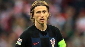 Модріч: Якщо так гратимемо, то у Хорватії будуть проблеми з виходом на Євро