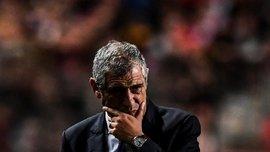 Сантуш: Два очки, втрачені в матчі з Україною, мали велике значення для Португалії