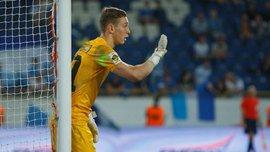 Голкипер Левченко перешел в клуб из Швеции – там уже выступает украинец