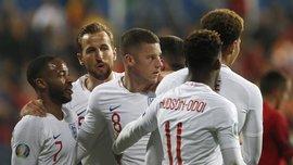 Чорногорія – Англія – 1:5 – відео голів та огляд матчу