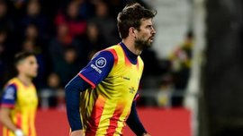 Піке закликав до поваги після товариського матчу Каталонії