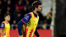 Пике призвал к уважению после товарищеского матча Каталонии