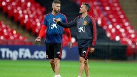 Луїс Енріке покинув табір збірної Іспанії через сімейні обставини – Рамос у соцмережах підтримав тренера