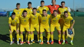 Сборная Украины U-21 не удержала победу над Латвией, но осталась лидером Antalya Cup