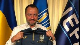 Павелко: Сборная Украины имеет прекрасную возможность готовиться к следующим матчам, находясь на первом месте