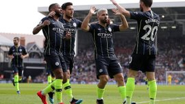 Фулхэм – Манчестер Сити – 0:2 – видео голов и обзор матча