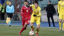 Миколенко: Люксембург показал, что он далеко не аутсайдер нашей группы в отборе на Евро-2020