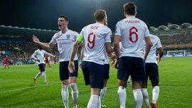Ударная молодежь, глубина состава и еще 3 заметки по мотивам двух разгромных побед сборной Англии