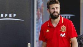 Пике назвал основной плюс своего ухода из сборной Испании