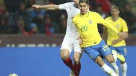 Бразилія вражаючим камбеком перемогла Чехію у спарингу, Аргентина мінімально здолала Марокко