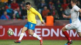 Чехия – Бразилия – 1:3 – видео голов и обзор матча
