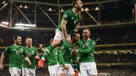 УЄФА порушив дисциплінарну справу проти Ірландії