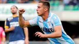 Захисник Лаціо дискваліфікований на 3 матчі єврокубків за відмашку від суперника