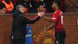 Рашфорд хочет продлить контракт с Манчестер Юнайтед после полноценного назначения Сульшера