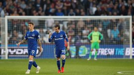 Эвертон на выезде обыграл Вест Хэм: 32-й тур АПЛ, матчи субботы