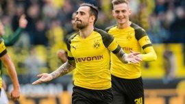 Боруссия Д – Вольфсбург – 2:0 – видео голов и обзор матча