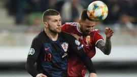 Кадар прокоментував свою травму в грі за збірну Угорщини