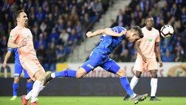 Генк – Андерлехт – 3:0 – видео голов и обзор матча