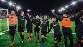 Руни забил роскошный гол почти с углового в матче против Орландо