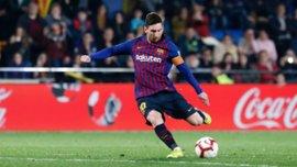 Вильярреал – Барселона – 4:4 – видео голов и обзор матча