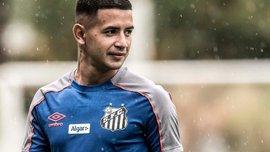 Дерлис Гонсалес забил за Сантос в матче с Коринтиансом