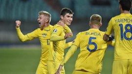 Євро-2020: розпочався продаж квитків на домашні матчі збірної України проти Сербії та Люксембургу