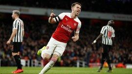 Арсенал победил Ньюкасл и вышел на третье место АПЛ