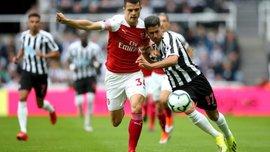 Арсенал – Ньюкасл – 2:0 – видео голов и обзор матча