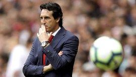 Емері скептично оцінив шанси Арсенала затриматись на третьому місці АПЛ