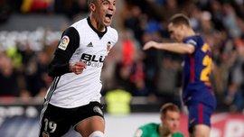 Барселона зацікавлена у підписанні Родріго