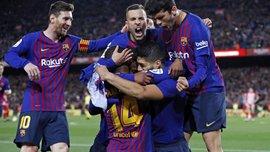 Барселона – Атлетико – 2:0 – видео голов и обзор матча