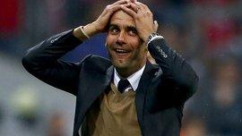 """""""Вот дерьмо"""", – реакция Гвардиолы на победный гол Ливерпуля в ворота Тоттенхэма"""