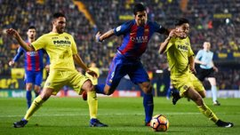 Вильярреал – Барселона: прямая трансляция матча Примеры