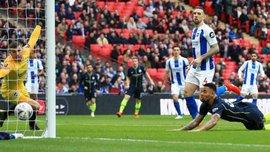 Манчестер Сіті – Брайтон – 1:0 – відео гола та огляд матчу