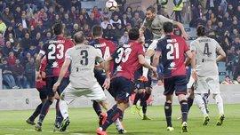 Кальяри – Ювентус – 0:2 – видео голов и обзор матча