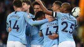 Манчестер Сіті – Кардіфф Сіті – 2:0 – відео голів та огляд матчу
