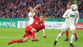 Бавария – Хайденхайм – 5:4 – видео голов и обзор матча